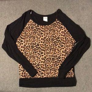 VS PINK Cheetah Print Top!